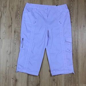 Style & Co Capri Lilac Color 18W